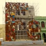 Installation auf der Biennale in Havanna