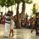 Ein Tango auf dem Prado, Havanna