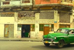 Ein Geschäft in Centro Havana