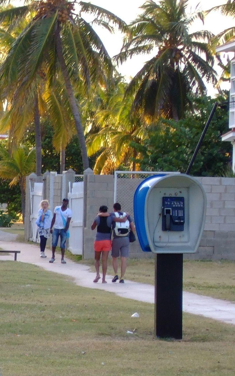 Telefon auf Kuba