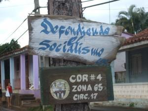 Sozialismus verteidigen