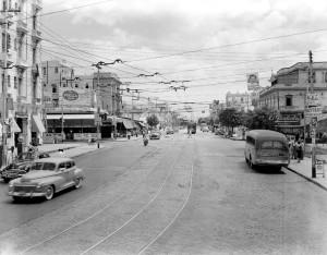 Havanna Calle 23/12 Vedado 1950