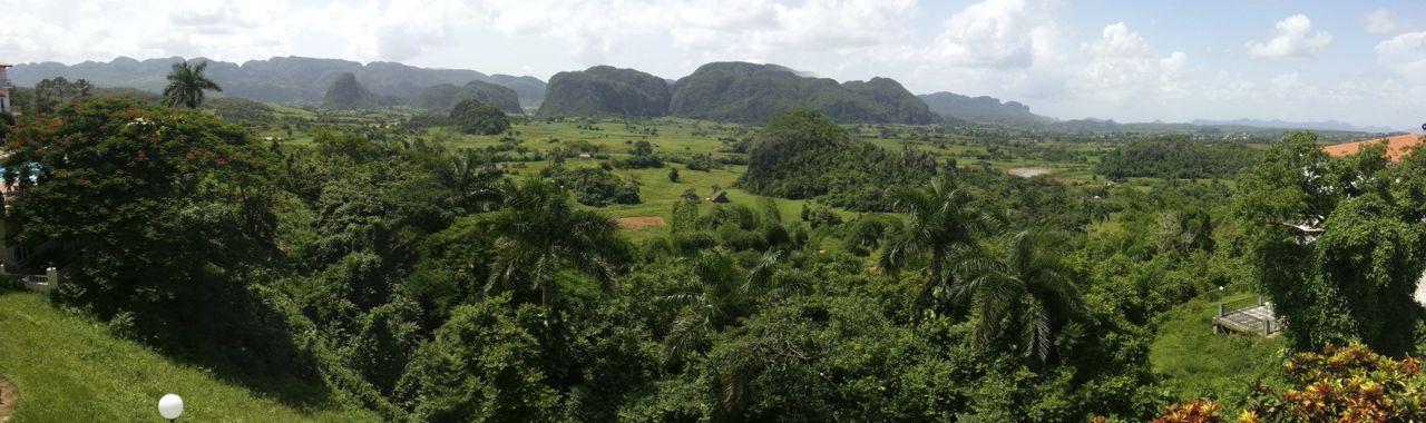 Viñales Panorama (Kuba)