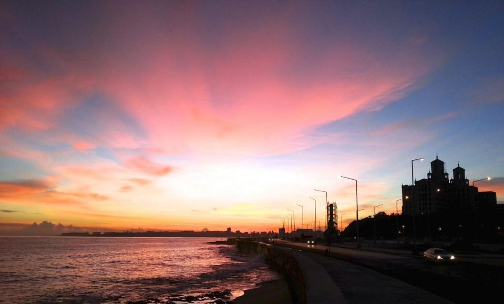 Havanna bei Sonnenaufgang
