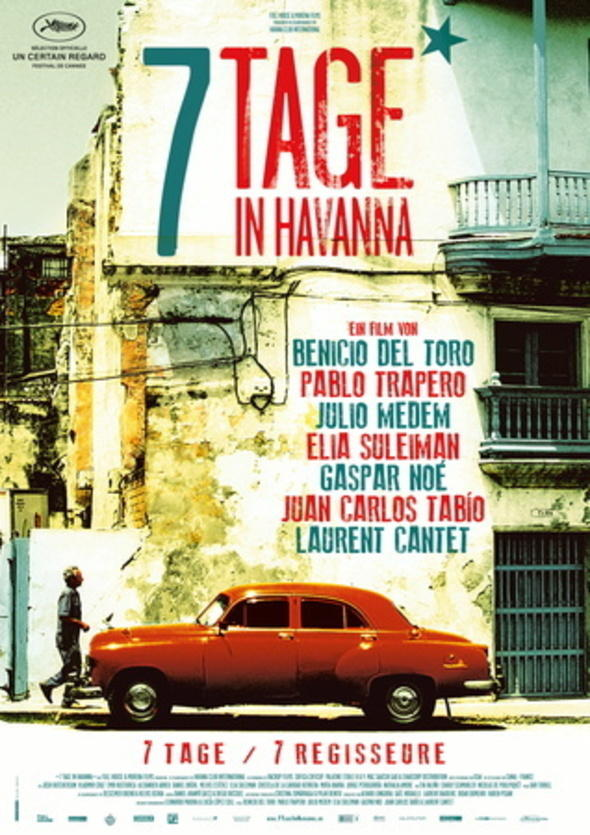 Filmtipp: 7 Tage in Havanna