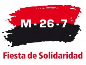 Logo der Fiesta de Solidaridad (Quelle: Cuba Sí)