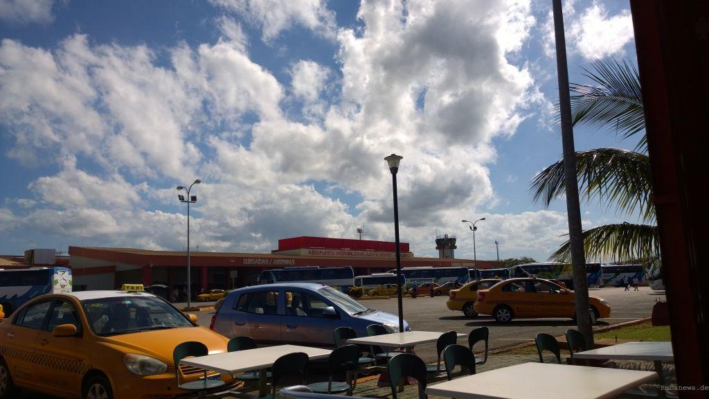Varadero Flughafen Ankunft