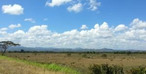 Berge bei Trinidad (Kuba)
