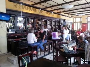 Restaurant Dos Hermanos in Havanna