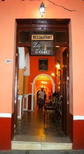 Restaurant La Ceibe, Trinidad, Kuba