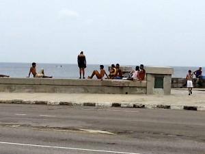 Malecón Startpunkt