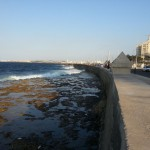 Nachmittags am Malecón