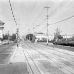 Calle Línea in Höhe der Calle G ca. 1950