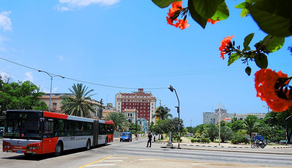 Havanna: Avenida des los Presidentes