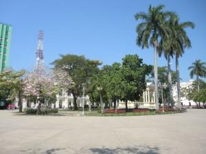 Kuba: Santa Clara Plaza Mayor