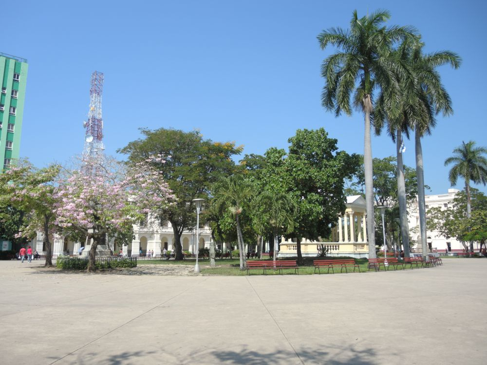 Kuba: Santa Clara Plaza Mayor