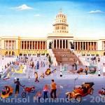 Marisol Hernandes: Bodas en bicitaxis, 2004