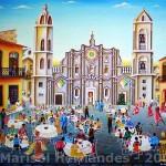 Marisol Hernandes: Día de Navidad, 2009