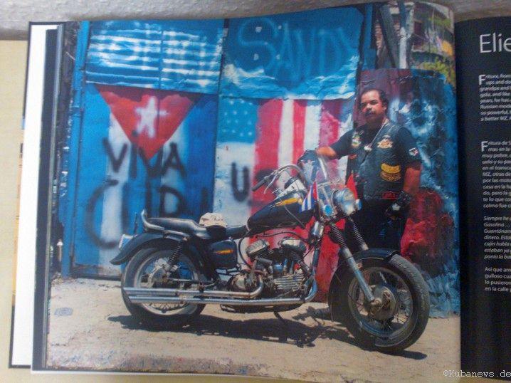 Blick ins Buch: Harlista auf Kuba