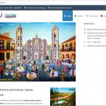 Webseite von Marisol Hernandes: kubanische naive Kunst