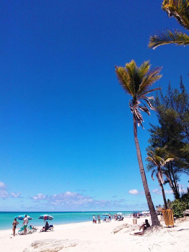 Die Playa del Este im Osten von Havanna