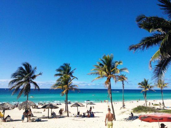 Playa del este - Der Strand der Kubaner