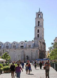 Basilica Menor de San Francisco de Asis, Havanna, Kuba