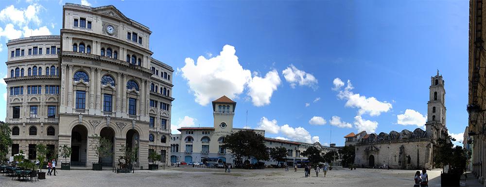 Havanna: Plaza de San Francisco