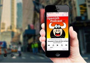 SpanishPodcast.net Screenshot