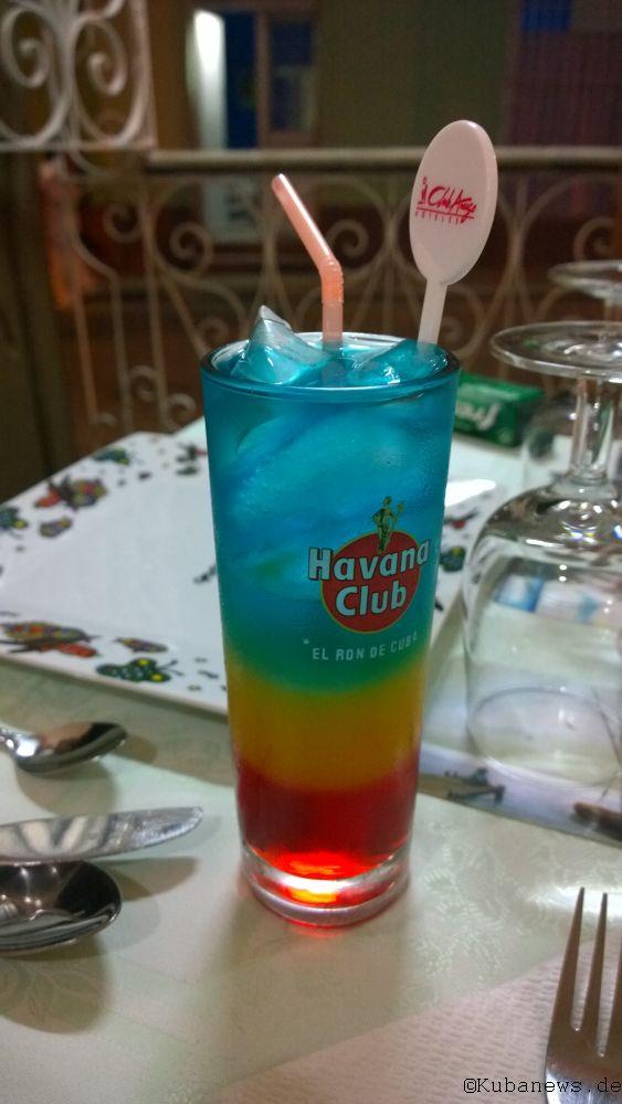 Bild: Ein Cocktail, was sonst ;)