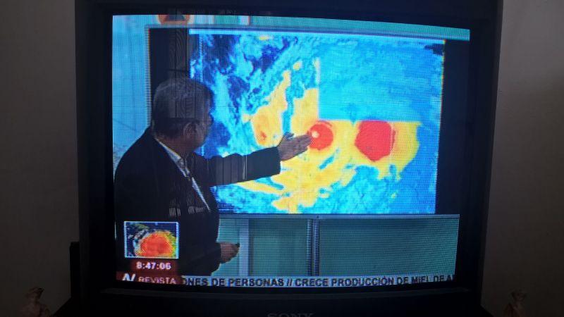 Hurrican Matthew kommt nach Kuba