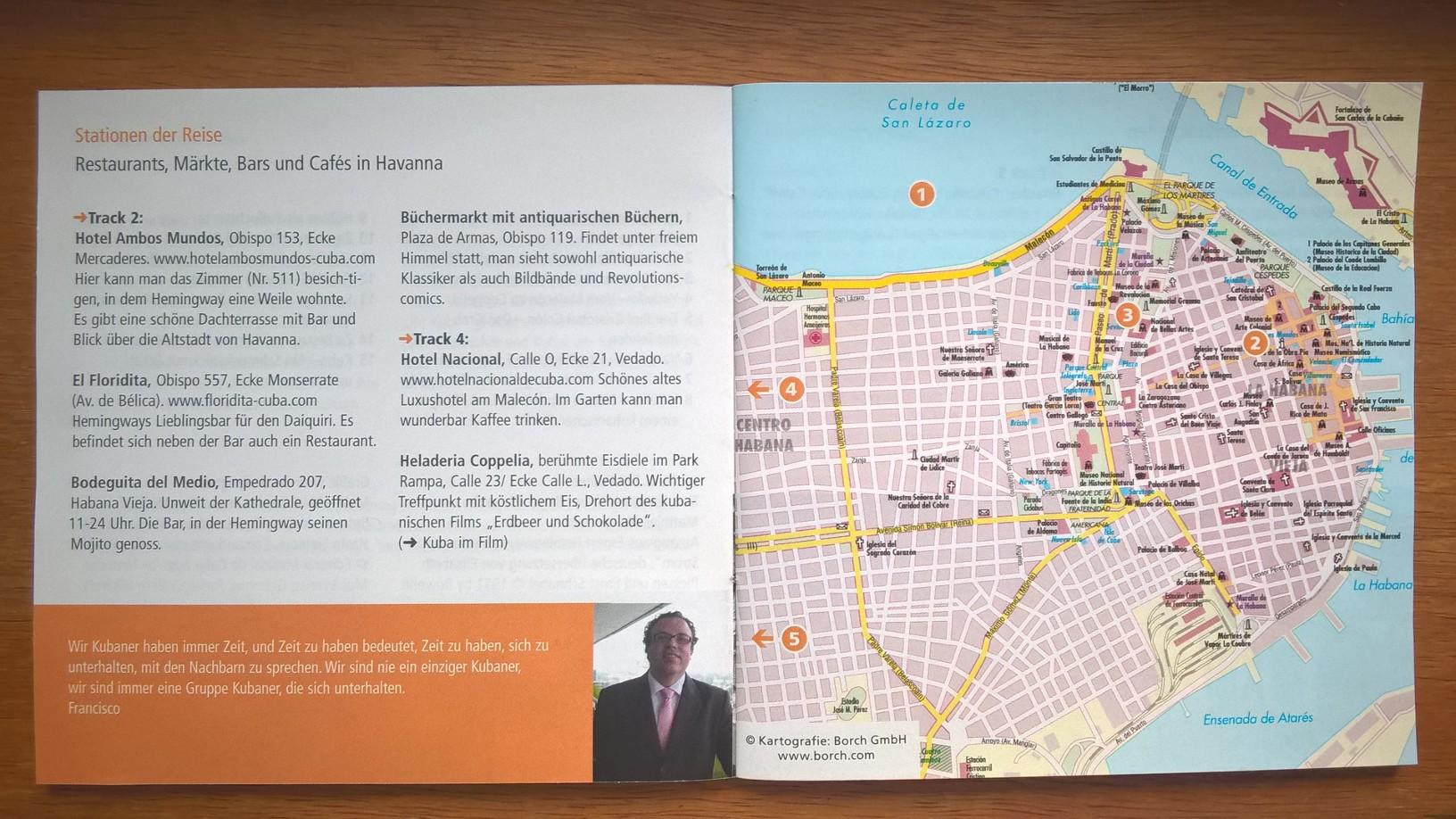 Foto vom Booklet