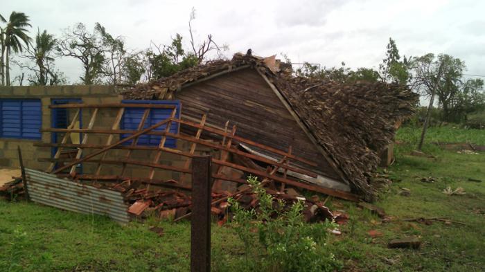 Comunidad Moscu, esmeralda, Camagüey. Foto: Granma
