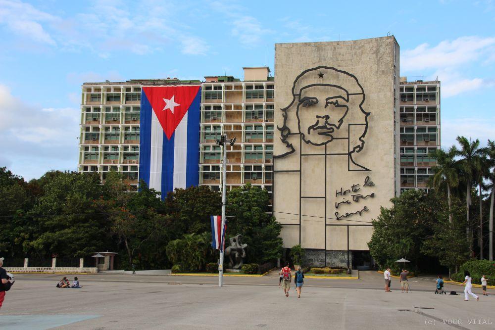 Plaza de la Revolucion - Foto: TOUR VITAL
