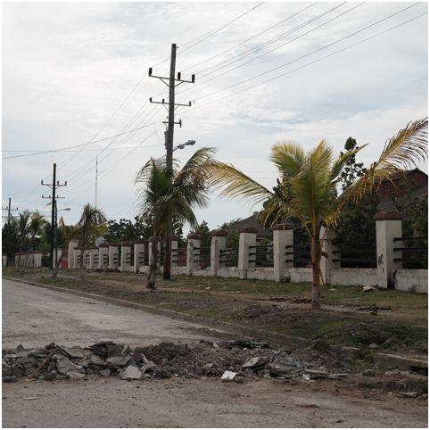 Mit dem Mietwagen durch Kuba - Straße auf Kuba