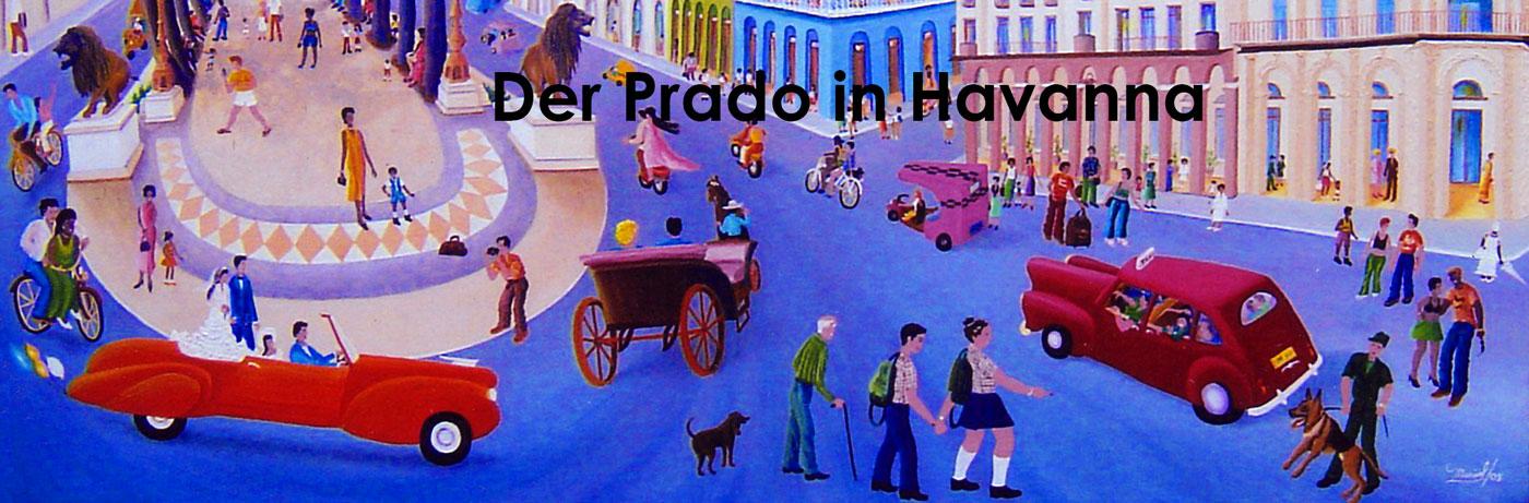Reisetipp Kuba: Flanieren wie die Habaneros auf dem Prado