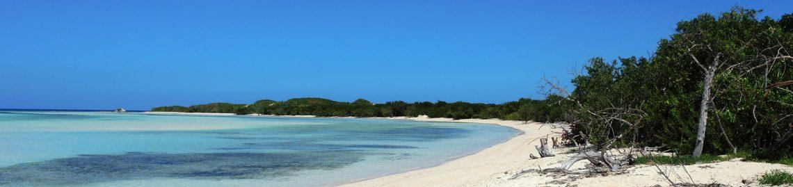 Kubanews: Panorama am Strand von Kuba