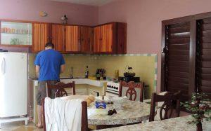 Kubanews: Casa Particular mit Küche
