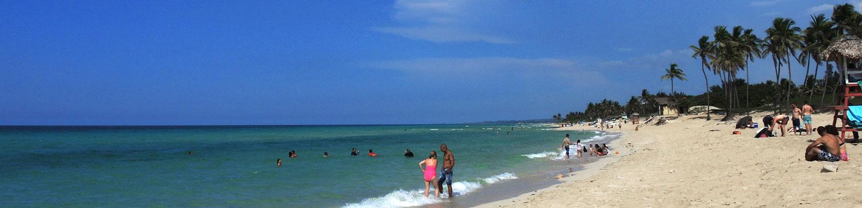 Kubanews: Playas del Este Strand Boca Ciega