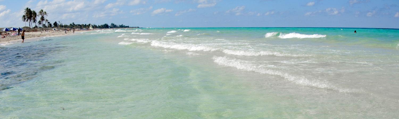 Kubanews: Playas del Este Strand Santa Maria