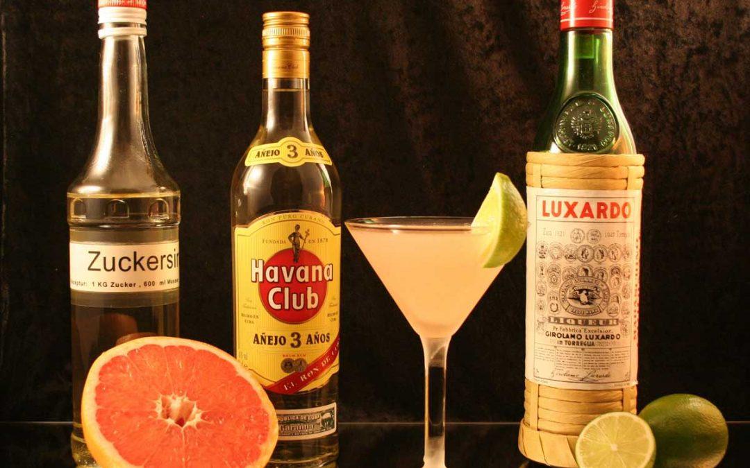 Kubanische Cocktails: Der Daiquirí und seine Geschichte