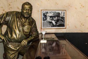 Kubanews: El Floridita, Hemingways Ecke