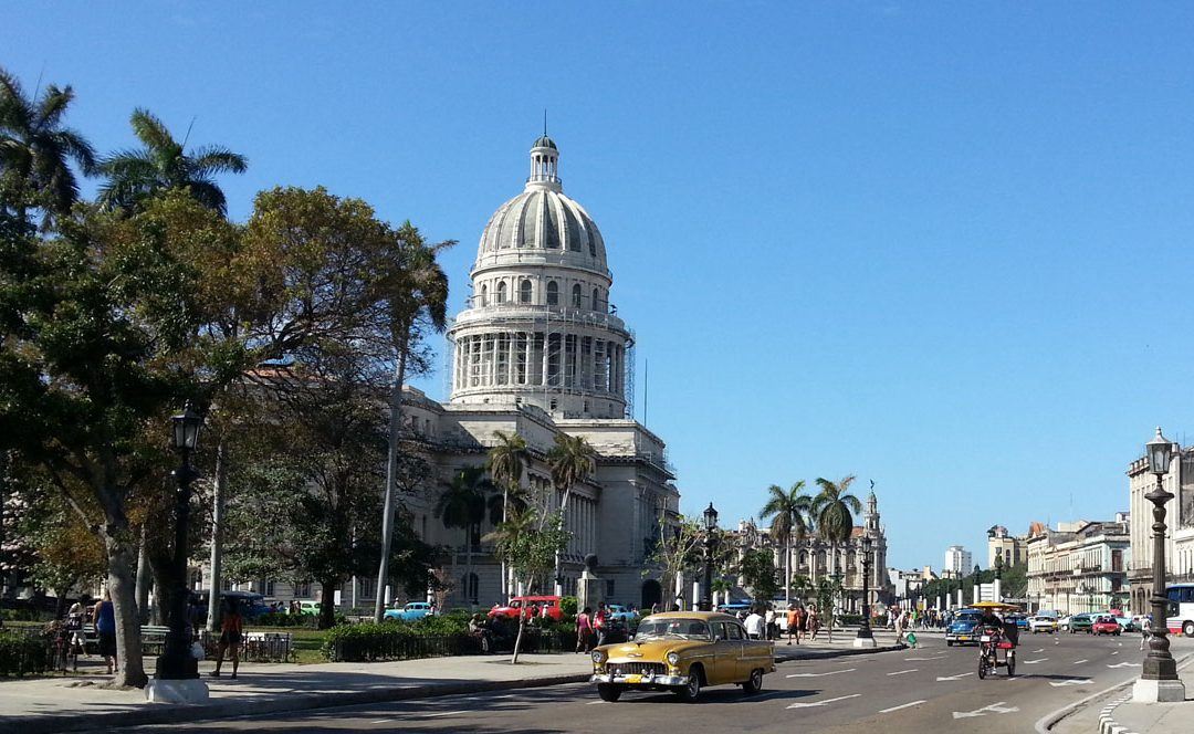 Los 3 de La Habana mit einer Liebeserklärung an Havanna