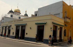 Kubanews: Restaurant Dos Hermanos und russ.-orthodoxe Kirche