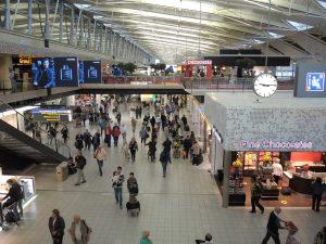Kubanews: Flughafen Amsterdam Duty-Free-Geschäfte