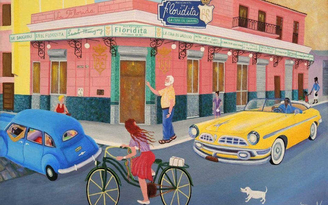 El Floridita: Hemingways Stamm-Bar in Havanna