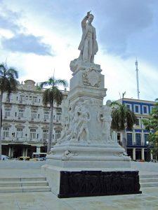 Kubanews: Parque Central Denkmal José Martí-denkmal