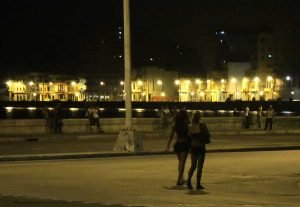 Kubanews: Nachts am Malecón