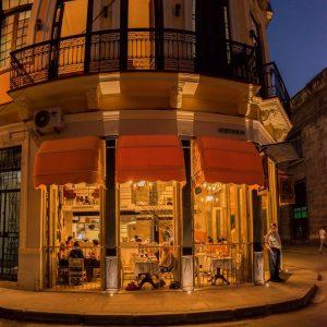 Restaurant 5 Sentidos, Havanna