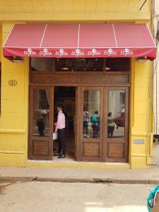 Restaurant Elizalde Havanna, Kuba
